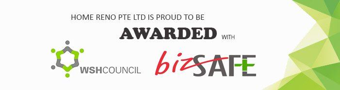 Bizsafe Award