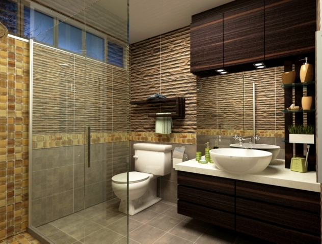 Bathrooms portfolio for Bathroom design 9x9