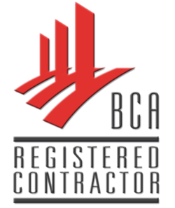 BCA registered contractor