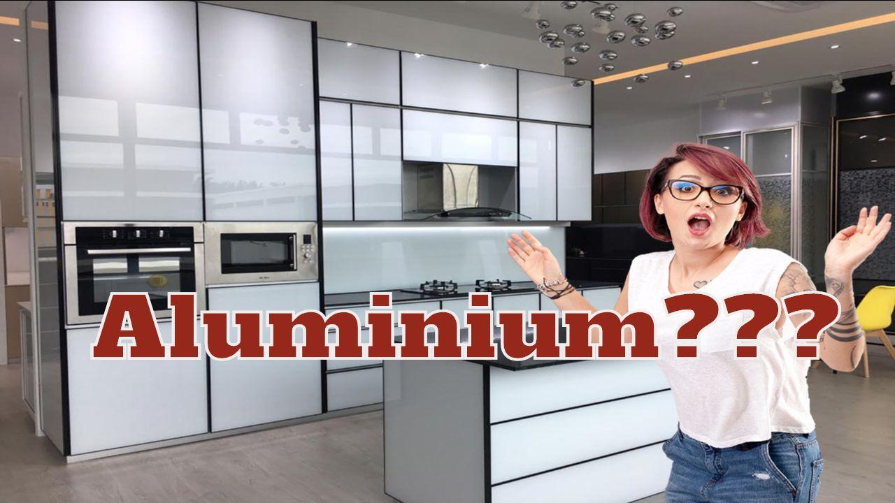 Aluminium Kitchen Cabinets Benefits And Costs Home Reno Pte Ltd